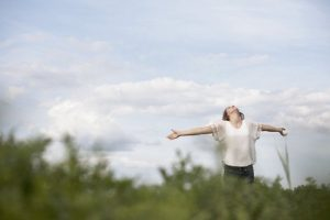 Woman-worshiping